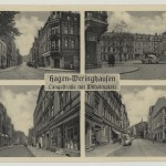 Postkarte Wilhelmsplatz. J.B.-3407-1958